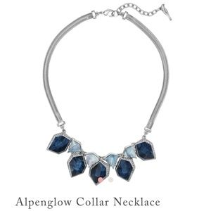 Alpenglow statement collar chloe isabel